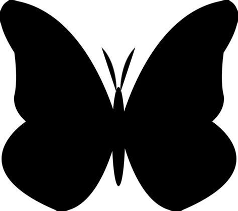 imagenes de mariposas siluetas image vectorielle gratuite papillon black silhouette