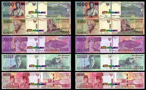 Uang Kuno 1000 Rupiah Tahun 1992 1998 Series 5 yuk nostalgia uang jajan semasa kecil