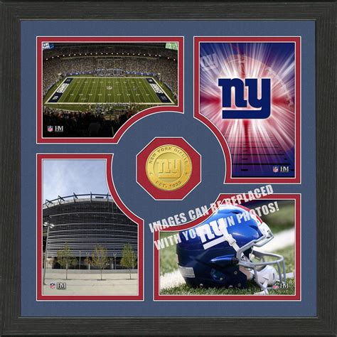 gifts for new york giants fans highland mint 174 new york giants fan memories photo mint