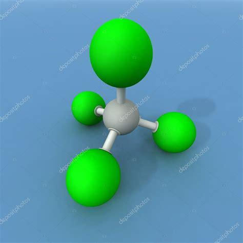 Imágenes: moleculas de carbono | molécula de tetracloruro ... Carbon Tetrachloride Molecule