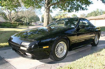 car owners manuals for sale 1991 mazda rx 7 regenerative braking 1991 mazda rx 7 cars for sale