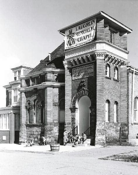 wheeling history gt laughlin memorial chapel ohio county