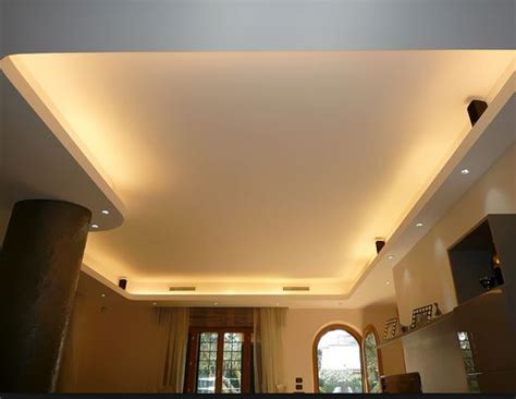 how to make false ceiling lower a ceiling