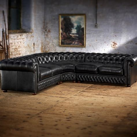 bespoke chesterfield sofa chesterfield corner unit 2 x 3 in bespoke fabric modena