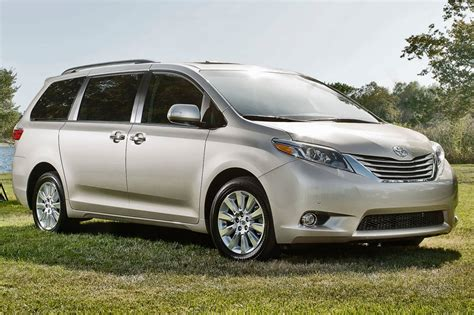van toyota used 2015 toyota sienna for sale pricing features