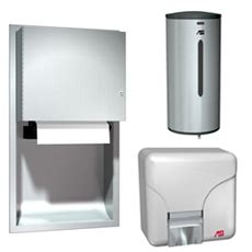 Asi American Specialties Commercial Bathroom Asi Bathroom Accessories