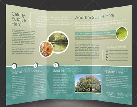 templates for designing brochures 40 high quality brochure design templates web graphic
