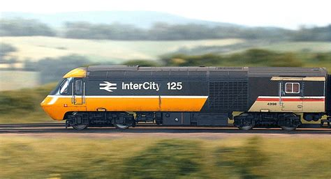 Inter Original 4 intercity 125 executive original 1989