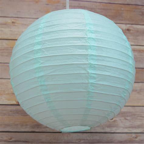 Round Paper Lantern Even Ribbing Hanging Light Not Paper Lantern Pendant Light