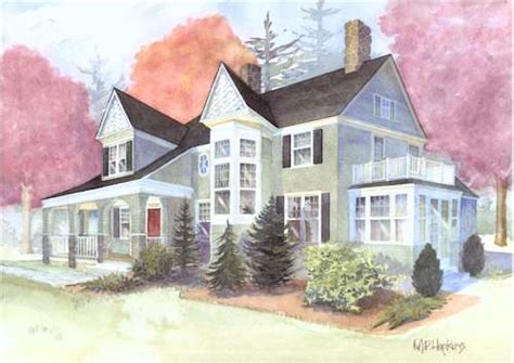 Cape Cottage Home Design Maine Shingle Style House Plans By Maine Coast Cottage Co
