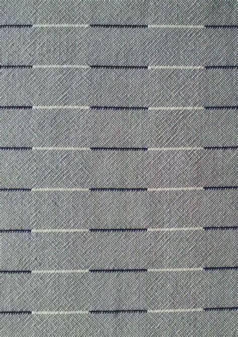 grey hatch pattern caradon colourway face a indigo cross hatch with white