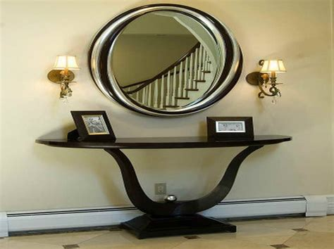foyer table and mirror ideas narrow hallway storage foyer and entryway table mirror