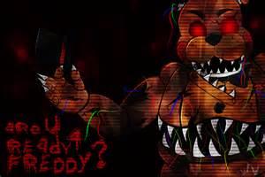 Fnaf nightmare toy freddy by jv vengeance on deviantart