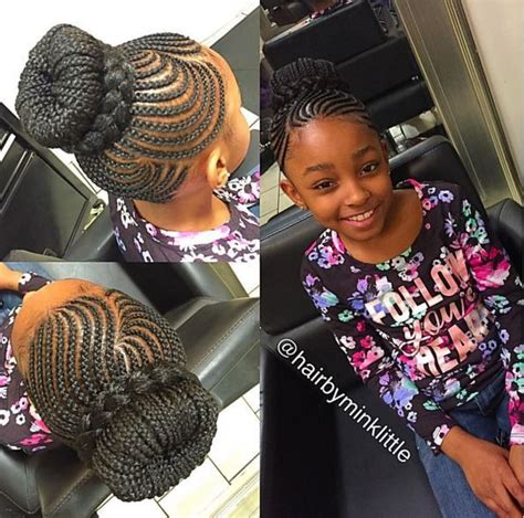 Kid Braided Hairstyles by 1000 Ideas About Kid Braids On