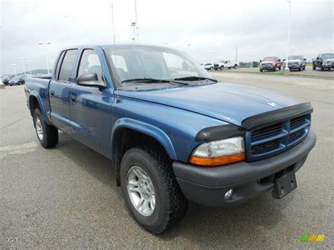 2003 dodge dakota 4x4 atlantic blue pearlcoat 2003 dodge dakota sxt cab 4x4