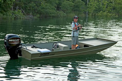 lowe big jon boats 2016 new lowe roughneck 1755 big river utility boat for