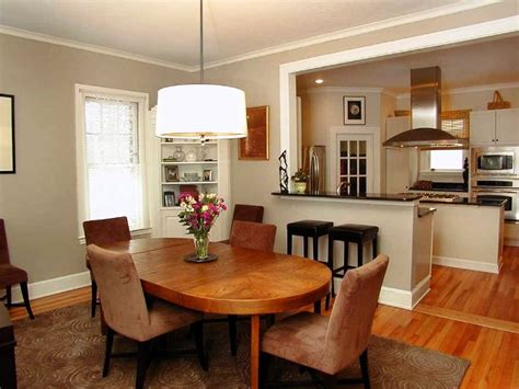 dining room kitchen design living dining kitchen room design ideas living dining