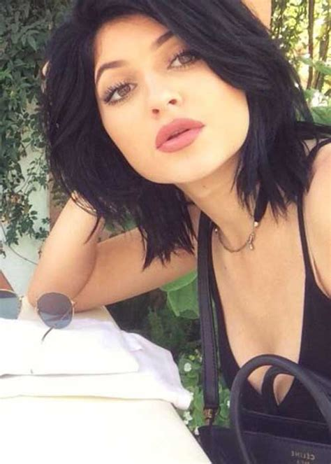 how to get kylies short hair 1000 ideas about kylie jenner haircut on pinterest