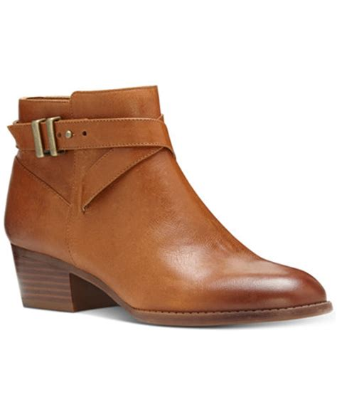 macys womans boots inc international concepts s herbii buckle booties
