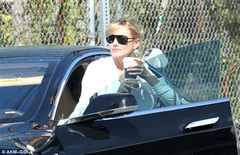 Cameron Diaz Steps Out With Purse by Cameron Diaz Steps Out With Rip On Slimming