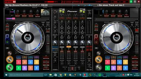 tutorial dj online virtual dj 8 skin pioneer ddj sz tutorial free download
