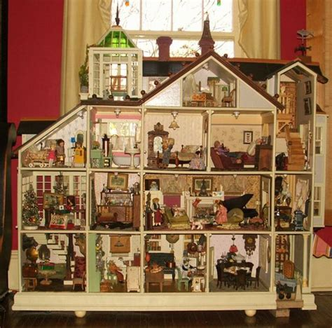 nice doll houses nice dollhouse doll houses and miniatures pinterest