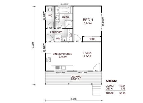 Alfresco Kitchen Designs chalet granny flat