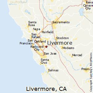 best places to live in livermore california