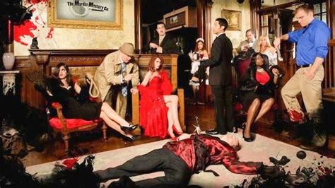 whodunit dinner the murder mystery chicago discount tickets deal rush49
