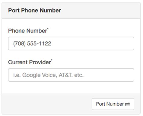 Ported Phone Number Lookup Local Toll Free Phone Numbers
