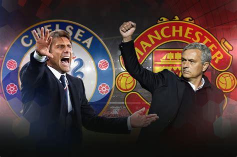 chelsea vs mu chelsea vs manchester united potential lineups team news