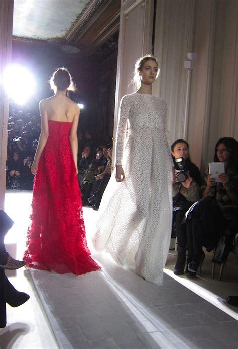Show Report Haute Couture Ss 07 Valentino by Valentino Haute Couture Summer 2013 V Fashion World