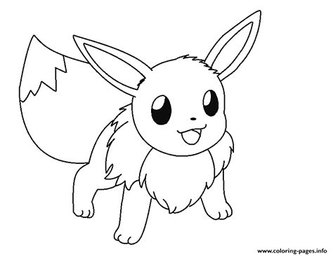 coloring pages info eevee is ready coloring pages printable