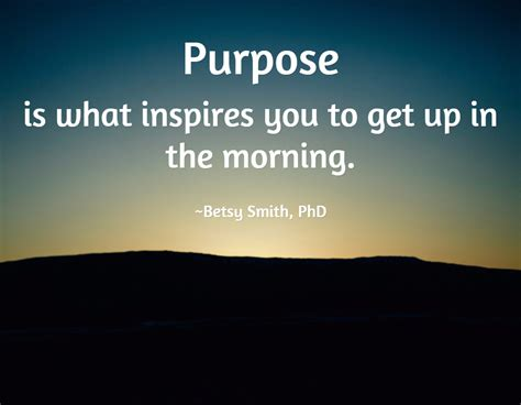 what is the purpose of purpose driven leadership e l smith consulting