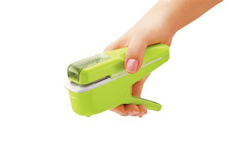 Unik Staple Less Magic kokuyo harinacs stapleless stapler getdatgadget