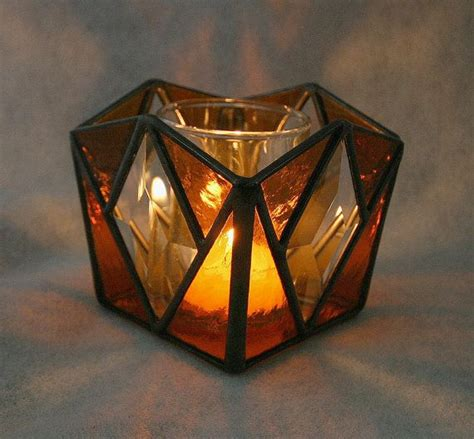 candlestick window pattern 72 best images about stained glass candle holders on pinterest