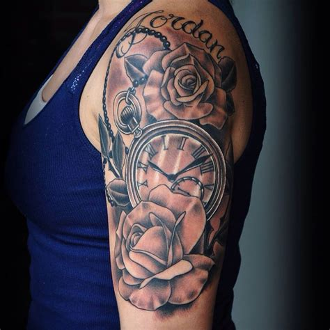 half arm tattoos 90 cool half sleeve designs meanings top ideas