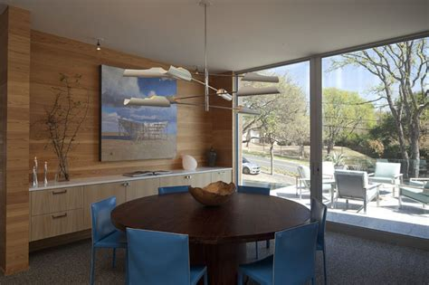 Dining Room Sliding Doors Contemporary Dining Room With Large Glass Sliding Door