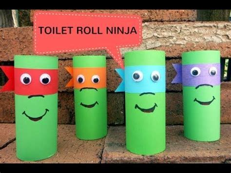 What Can You Make Out Of A Toilet Paper Roll - kid crafts with toilet paper rolls site about children