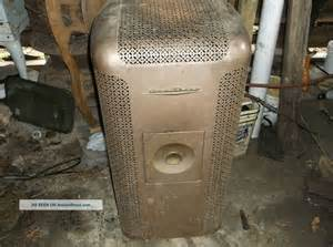 Duo therm oil burning heater stove on old furnace wiring