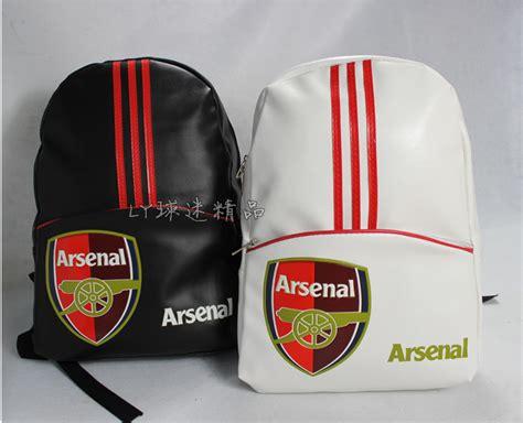 Souvenir Sport Bag Printedtas Tenteng 6 smw015 arsenal bags football backpacks soccer fans fans