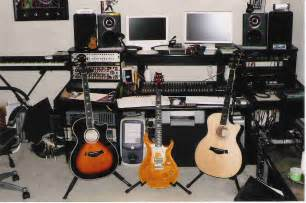 20 home recording studio photos from audio tech junkies