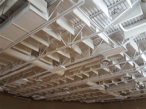 Noises In The Ceiling by Acoustic Treatment For Ceiling Office Soundproofing How