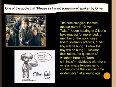 theme quotes in oliver twist criminal justice system presented in oliver twist