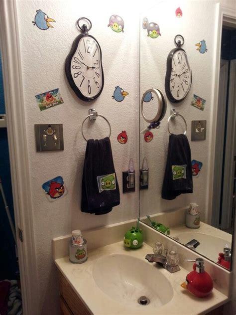 Bird decor for bathroom 2017 grasscloth wallpaper