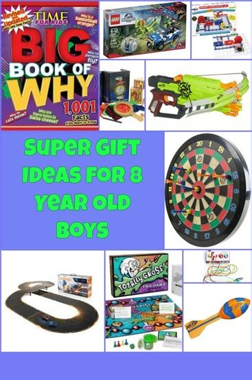 gifts for 8 year olds top toys 8 year boy toys model ideas