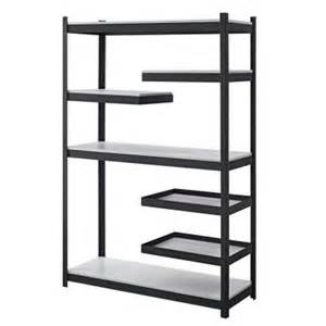 home depot storage shelves whalen storage cantilever shelving unit discontinued
