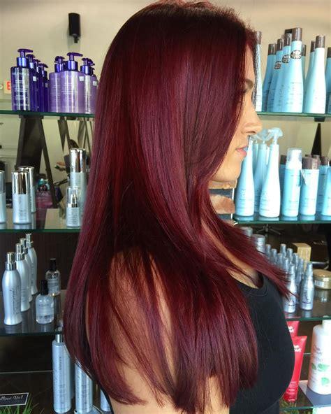 burgundy hair color formula hair color maroon hair color best for burgundy
