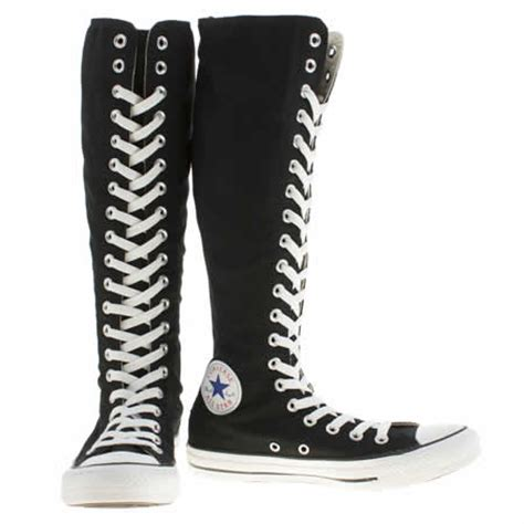 converse shoes for knee high converse knee high boots sale offerzone co uk