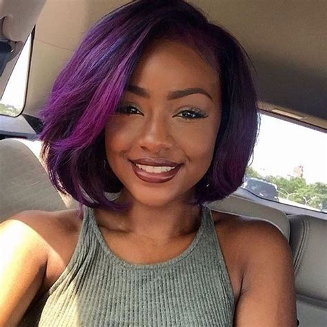 black women with purple hair 25 best ideas about purple natural hair on pinterest
